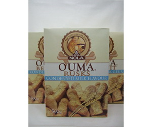 Ouma Rusks Condensed Milk