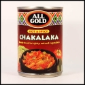 All Gold Chakalaka Hot n Spicy (tin)
