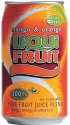 Liqui fruit Mango orange